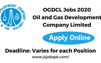 OGDCL Jobs 2020 In Pakistan | Apply Online Now