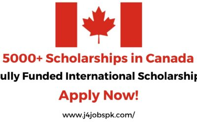 5000+ Scholarships in Canada for International Students 2021 | Fully-Funded